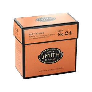 Smith Teamaker Big Hibiscus Tip-Top Carton